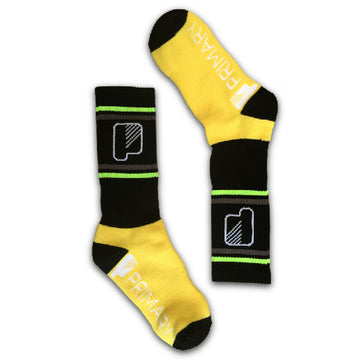 Primary Mella Yella Socks