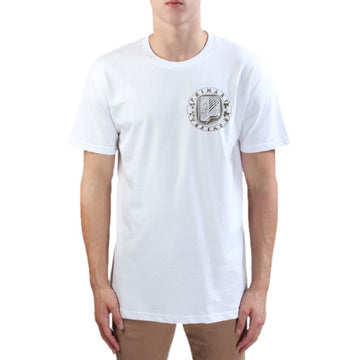 Primary Got Wood Tee - Black on White