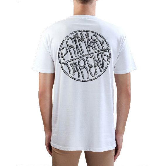 Primary Tied Tee White