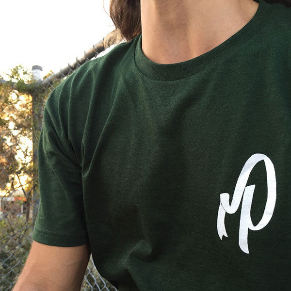 Primary Type Tee Green