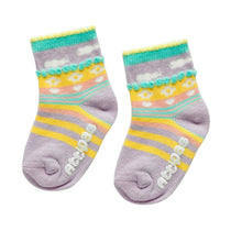 Load image into Gallery viewer, Non Slip Baby Socks - Attibebe Pink