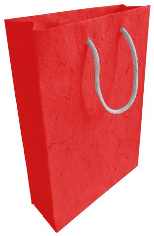 Red Plantable Seed Paper Gift Bag