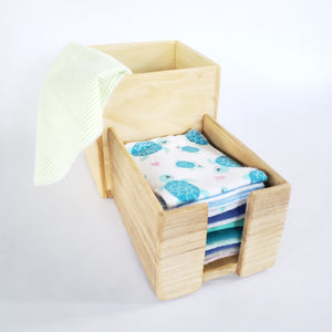PaperLESS Wipe Holder Set