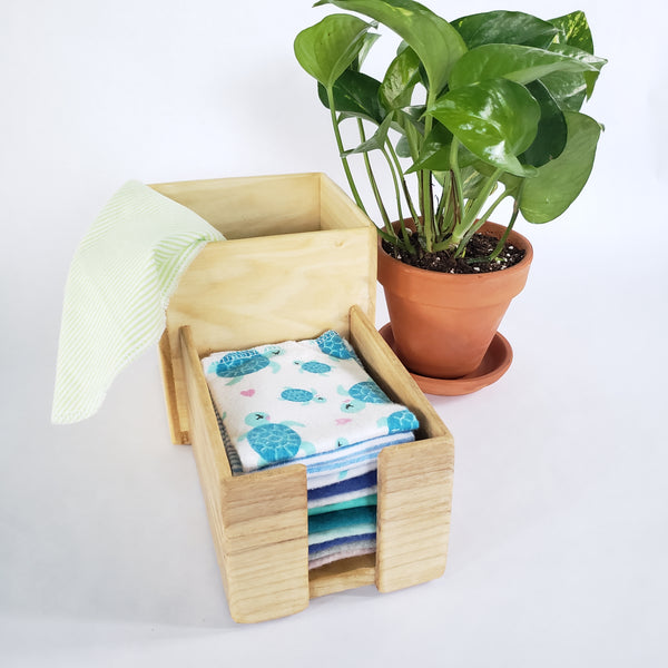 PaperLESS Wipe Holder