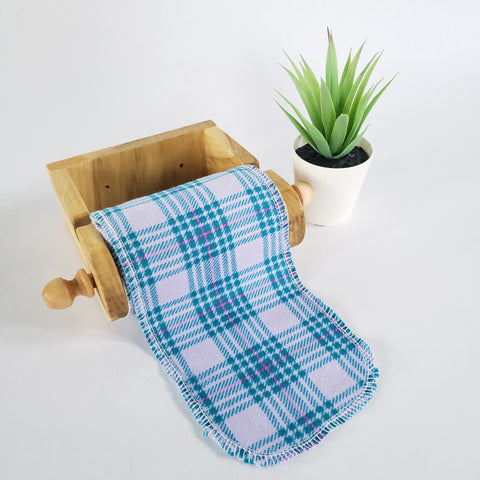 Reusable Toilet Paper/Family Cloth Holder Set
