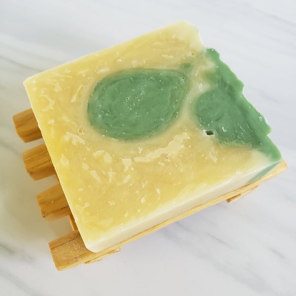 Green Iguana Handcrafted Bar Soap