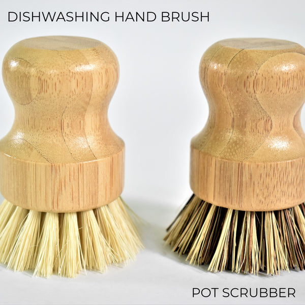 Casa Agave™ Dishwashing/Pot Scrubbing Brush