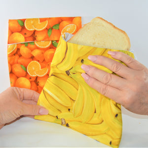 Reusable Sandwich/Snack Bag