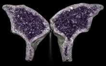 Load image into Gallery viewer, AMETHYST BUTTERFLY WINGS