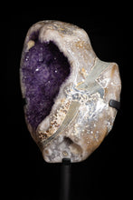 Load image into Gallery viewer, AMETHYST GEODE with AGATE