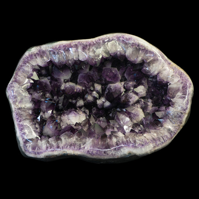 BIG POINT TABLETOP AMETHYST GEODE