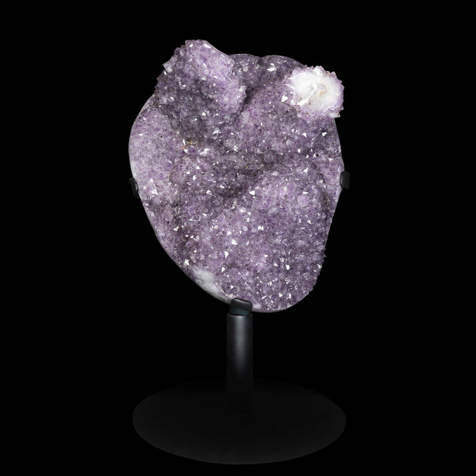 TWO-ARMED AMETHYST GEODE