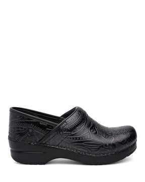 Dansko Black Tooled