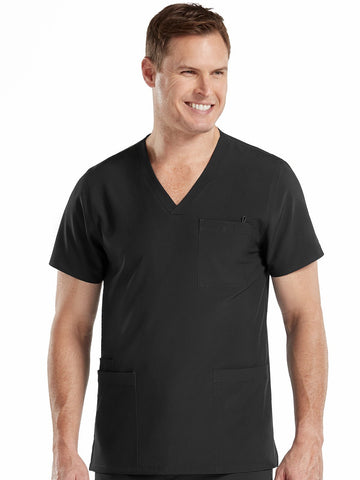 8528 MEN'S PERFORMANCE 4 POCKET TOP