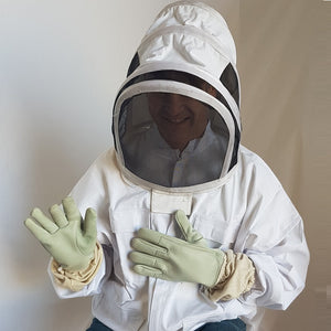 Large Pollination Half Suit