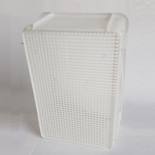 Plastic Uncapping Tub with Mesh Base