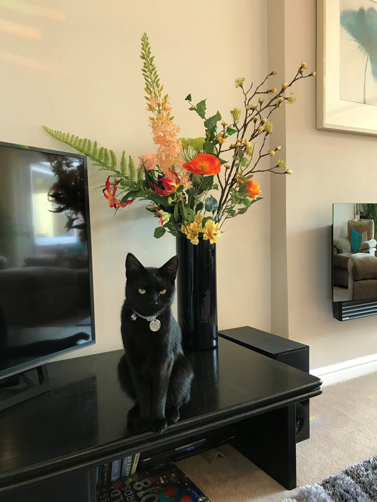 Pet Friendly Artificial Flowers