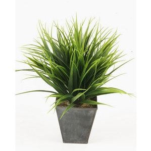Artificial Plant - Grass Bush - Potted