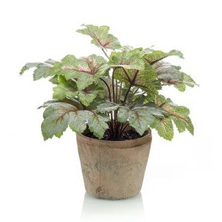 Artificial Plant - Heuchera Bush