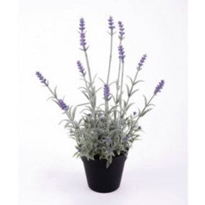 Artificial Plant - Lavender Bush