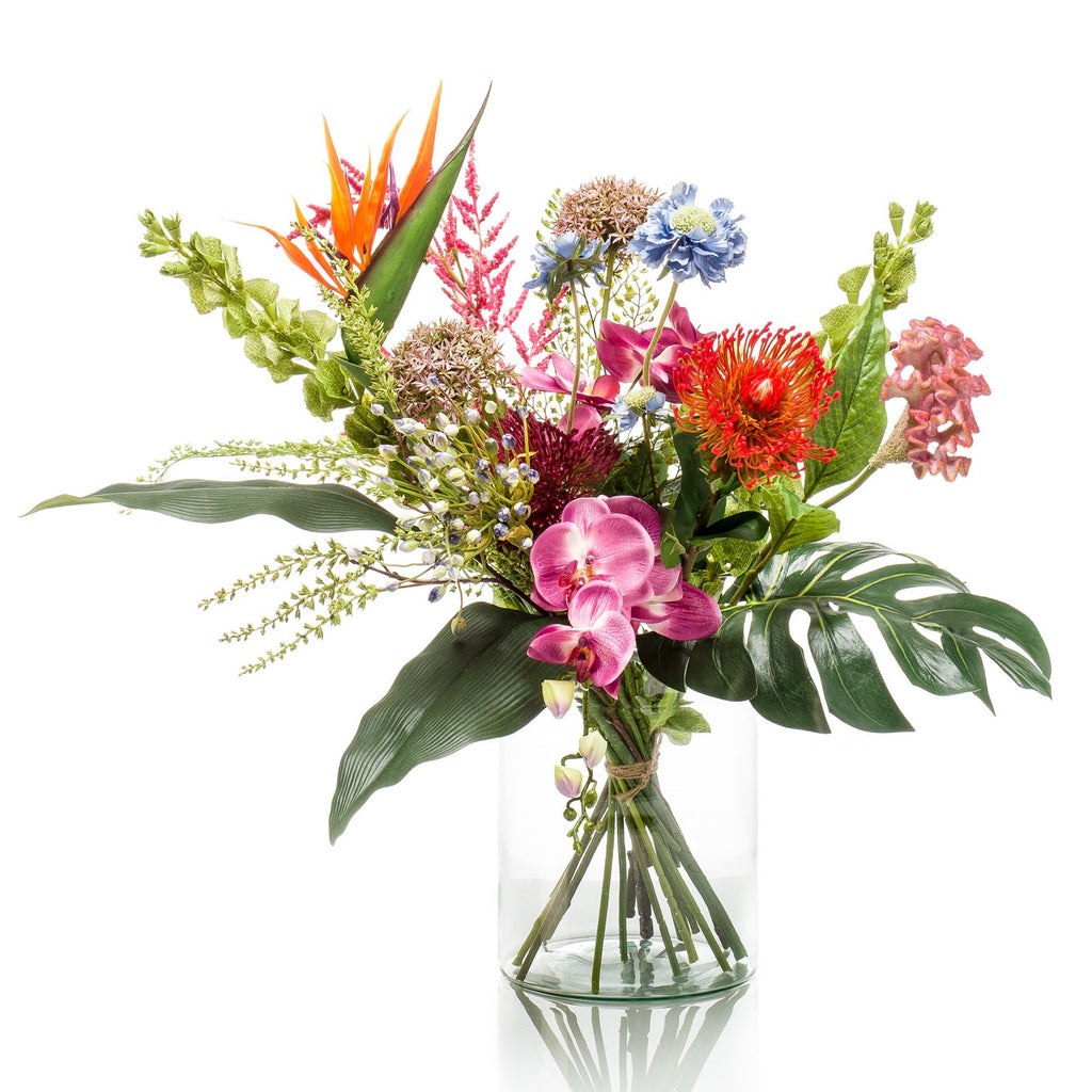 Exotic Mix Flower Bouquet