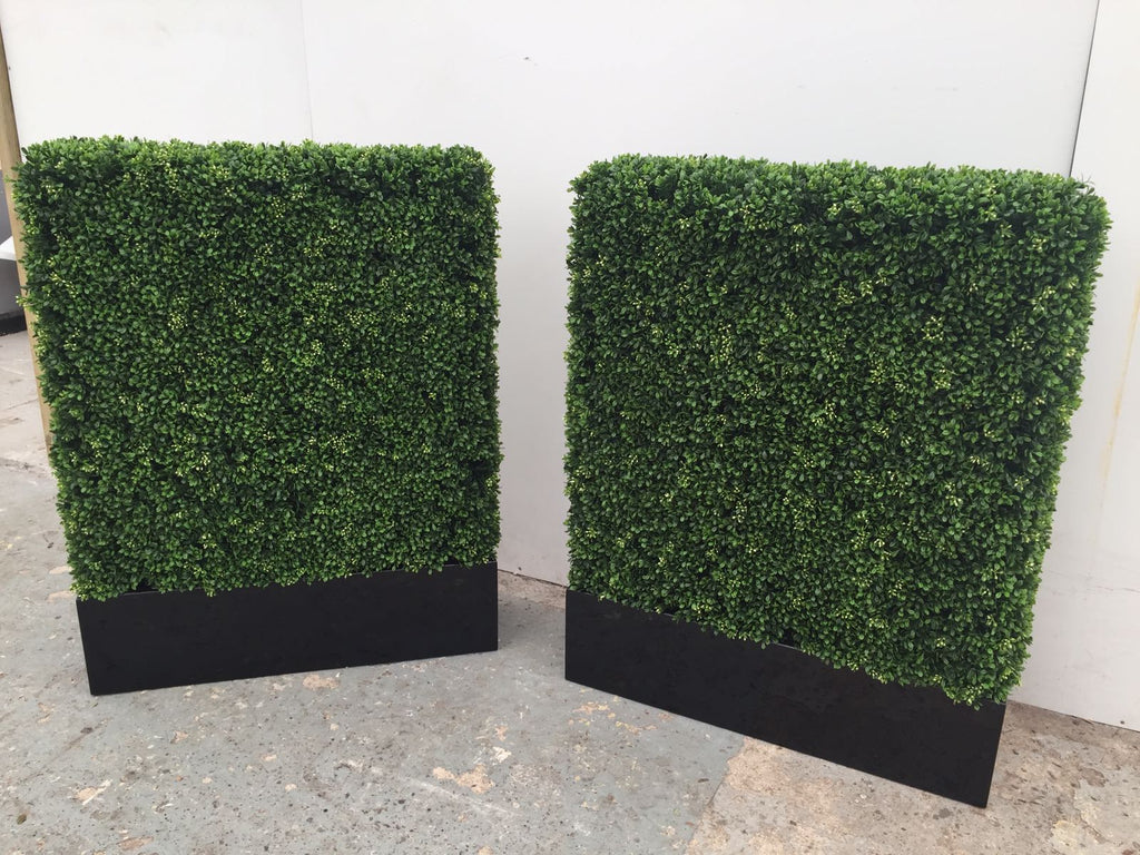 Artificial Boxwood Matting - 25cm x 25cm mat