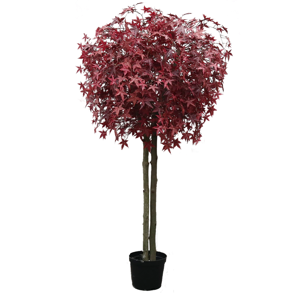 Artificial Red Maple Tree