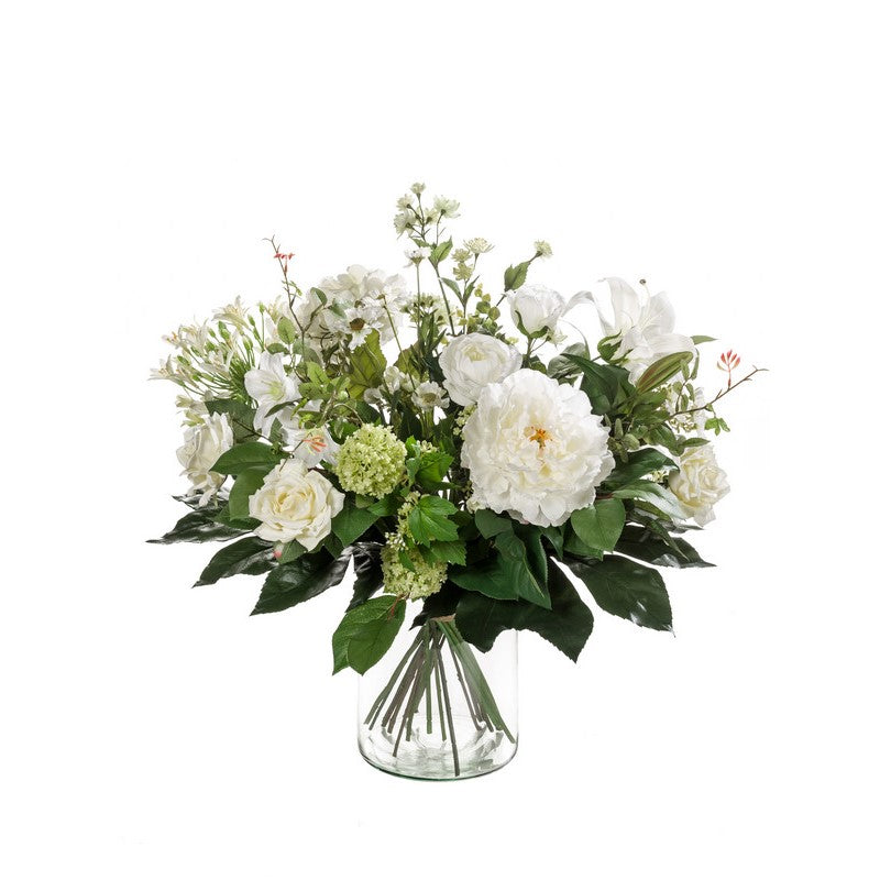 White Dream Flower Bouquet
