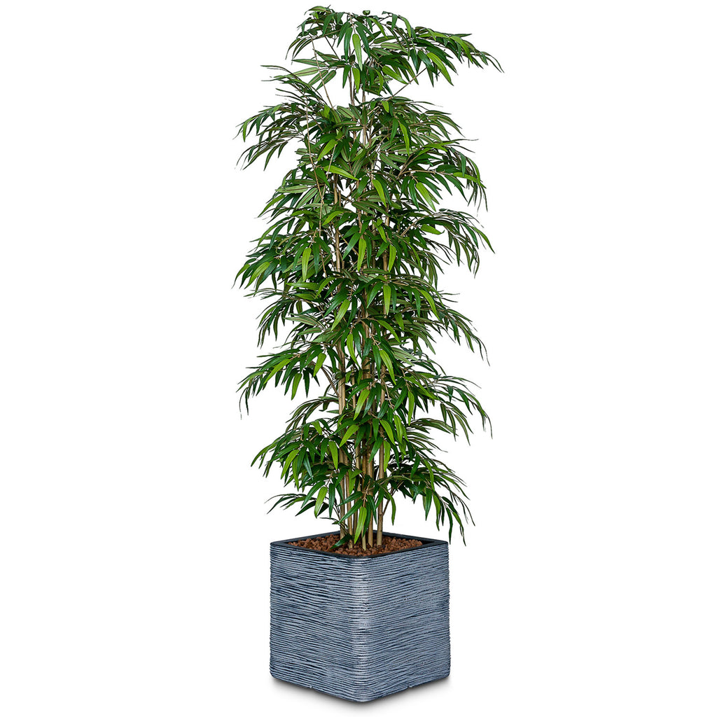 Artificial Bamboo Mini Leaf Tree