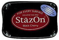 Black Cherry StazOn