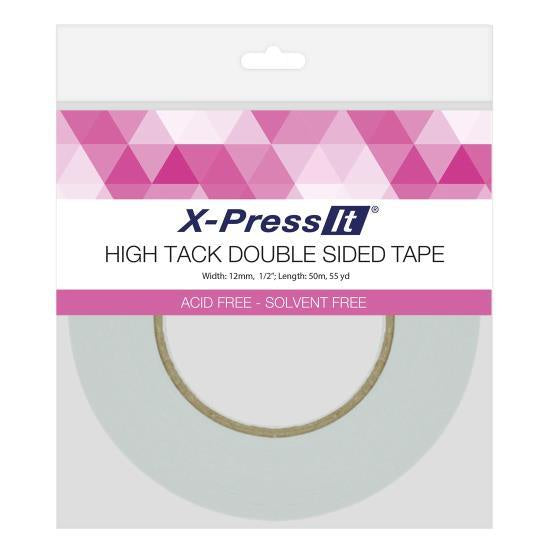 High Tack Double Sided Tape 12mm