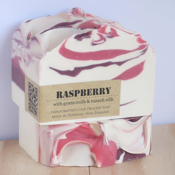 Raspberry Soap Inga Ford