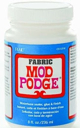 Mod Podge Fabric 8oz