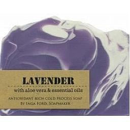 Lavender Soap Inga Ford