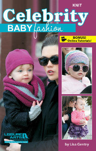Celebrity Baby Fashion Knit