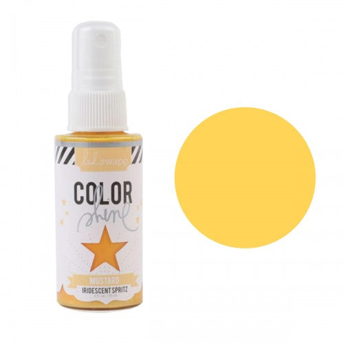 Color Shine Spray Mustard