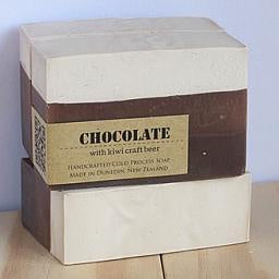 Chocolate & Craft Beer Soap, Inga Ford