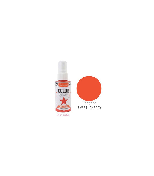 Color Shine Spray Sweet Cherry