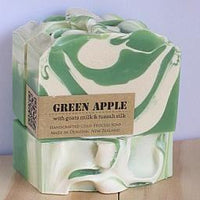Green Apple Soap Inga Ford