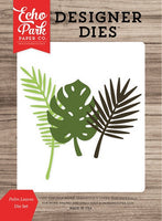 Palm Leaves Die Set