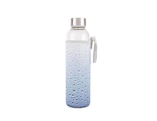 Water Glass Bottle + Sleeve