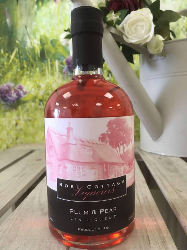 Large (50CL) Plum and Pear Gin Liqueur