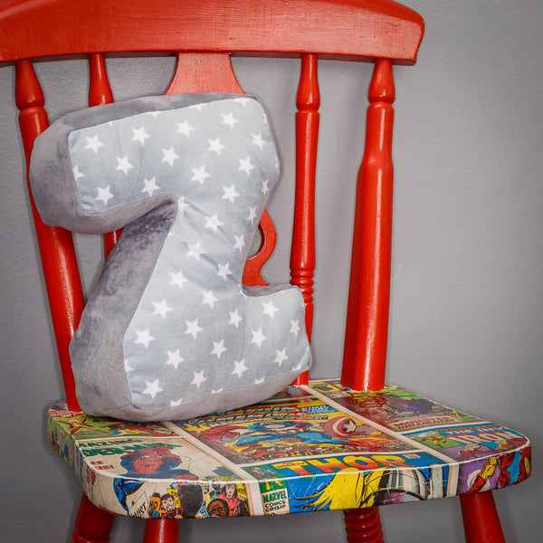 Replicushion – Alphabet Cushions