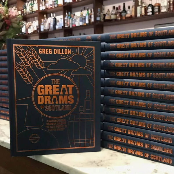 THE GREAT DRAMS OF SCOTLAND BOOK, BY GREG DILLON