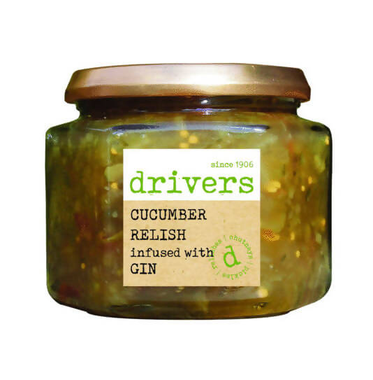 Cucumber Relish - Infused with Gin