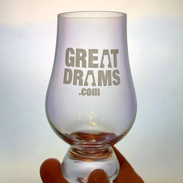 LIMITED EDITION GREATDRAMS GLENCAIRN GLASS