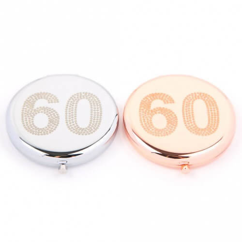Birthday Compact Mirror