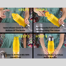 Load image into Gallery viewer, H20 Infusion Water Bottle