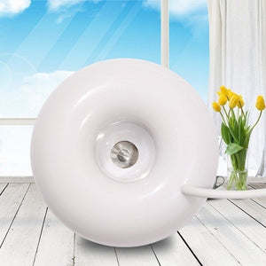 Mini USB Donut Humidifier/Air Purifier/ Aroma Diffuser