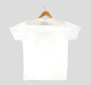 Bira 91 Always Summer Sunset Graphic T-shirt - White